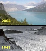 Derretimiento de Glaciares